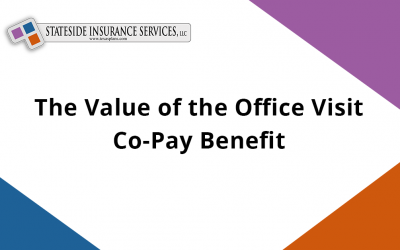 The Value of the Office Visit Co-Pay Benefit