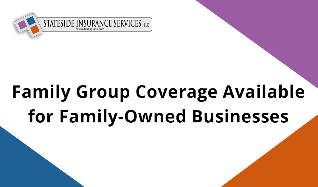 Family Group Coverage