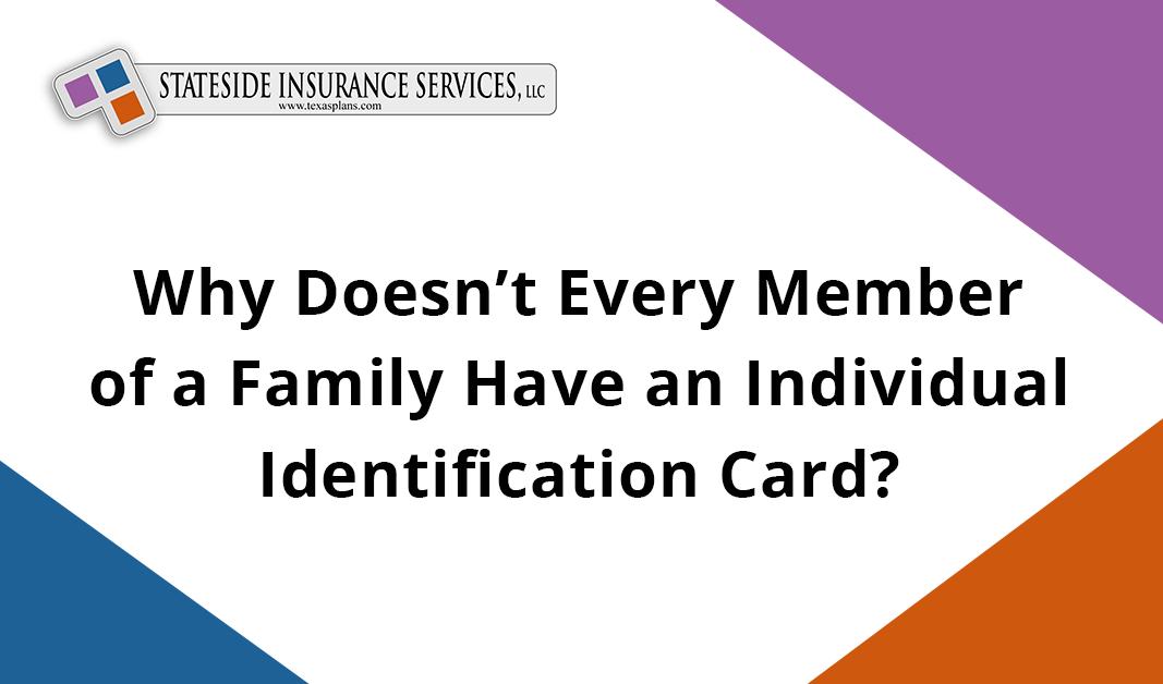 Family ID Card