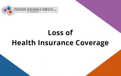 Loss of Health Insurance Coverage
