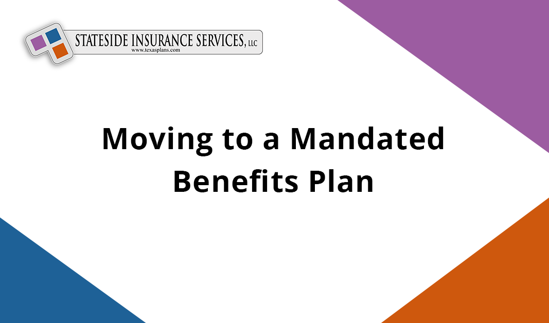 Mandated benefits plan