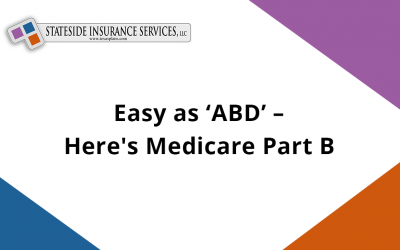 Easy as 'ABD' – Here's Medicare Part B