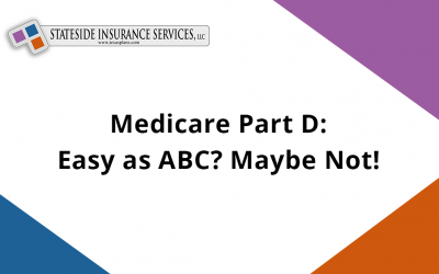 Medicare Part D: Easy as ABC? Maybe Not!