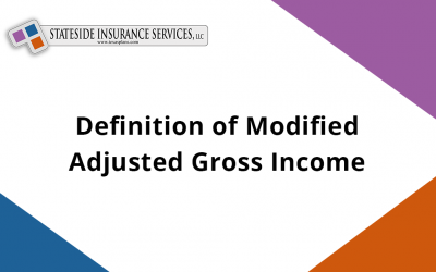 Definition of Modified Adjusted Gross Income