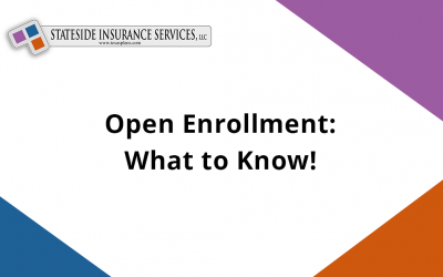 Open Enrollment: What to Know!