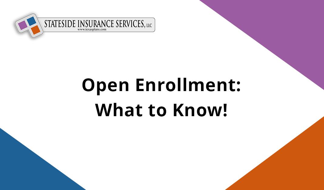 Open Enrollment FAQs
