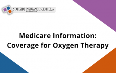 Medicare Information: Coverage for Oxygen Therapy