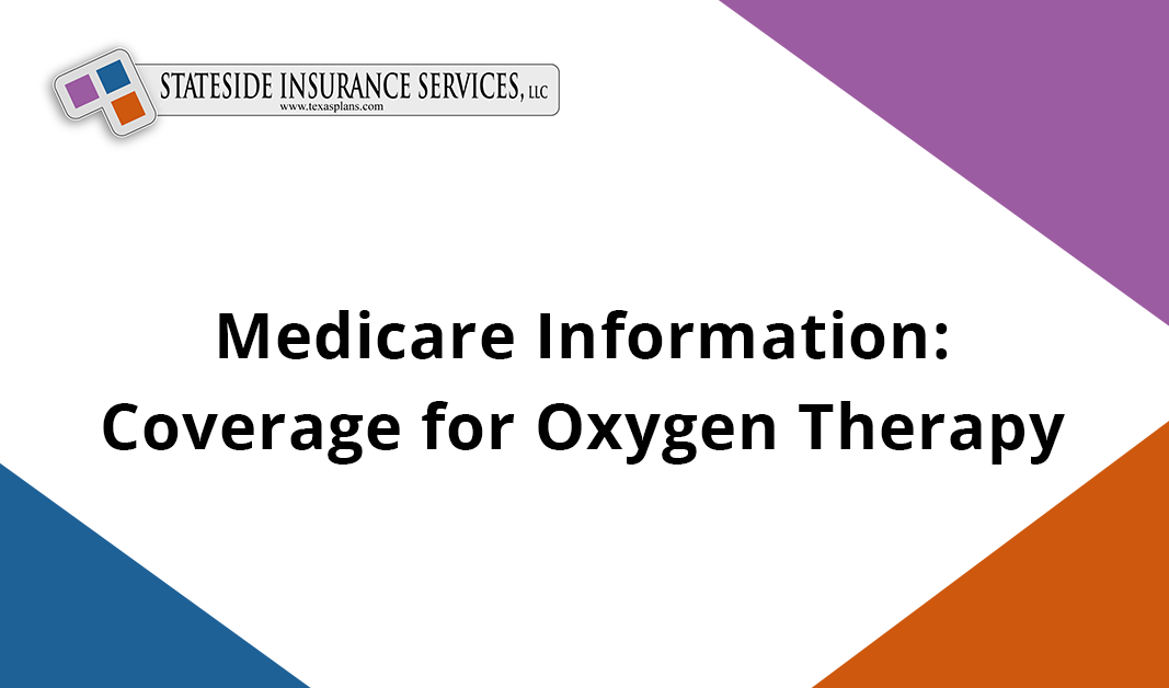 Oxygen Therapy Coverage