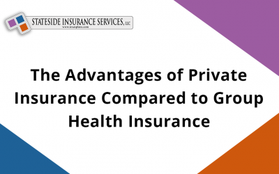 The Advantages of Private Insurance Compared to Group Health Insurance