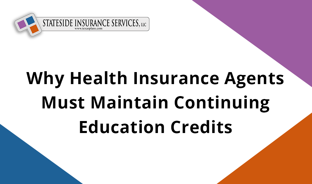 Continuing Education Insurance