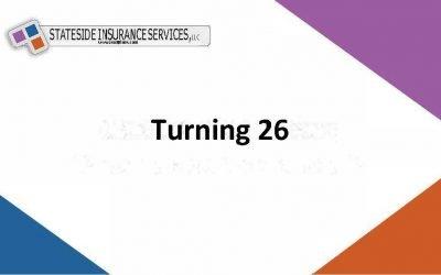 Turning 26? Health Insurance Options